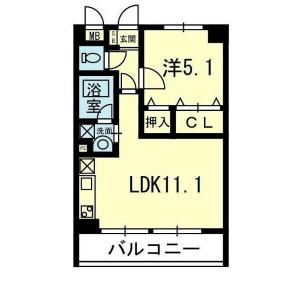 横川ビル杉水 3号タイプ