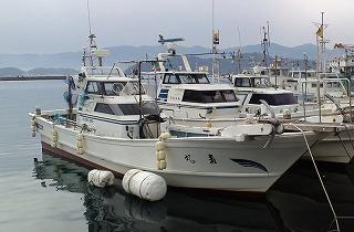 遊漁船・寿丸