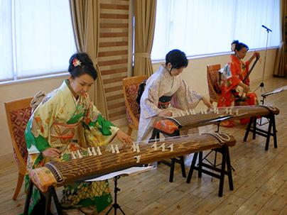 牡丹会 琴三味線新春演奏