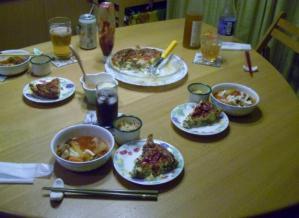トマト鍋&キッシュ