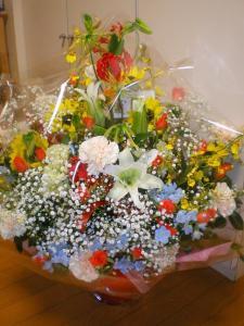 お誕生日花