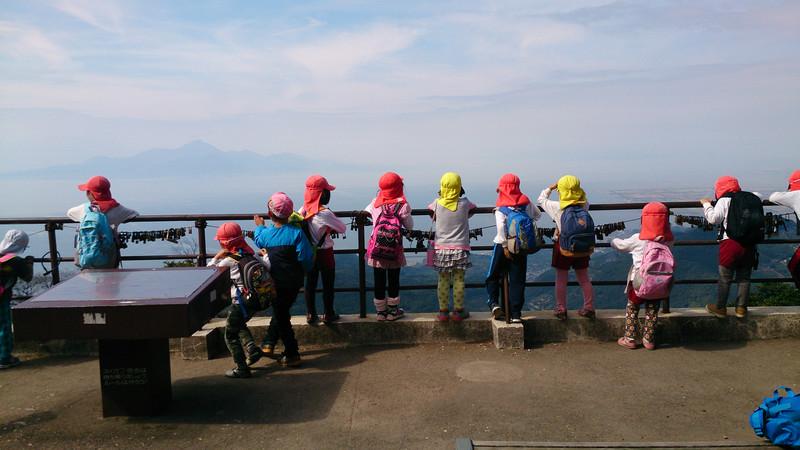 らいおん組 金峰山登山2