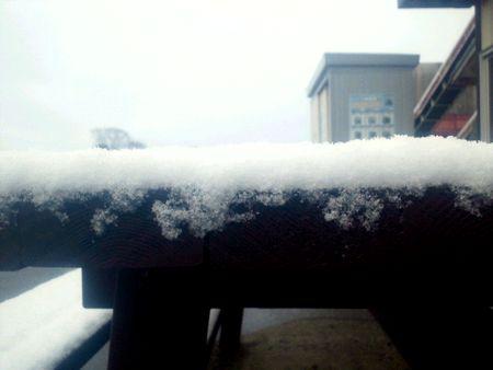 いわき市 雪景色