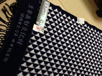 着付け教室 木綿の着物 秋吉屋