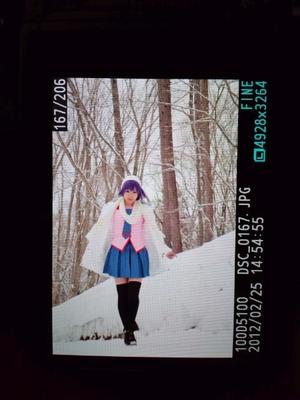 2012年雪ロケ第二弾!