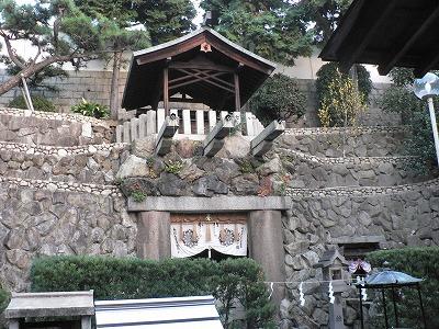 清水寺にある玉出の滝
