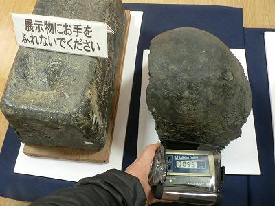 多田銀山悠久の館展示
