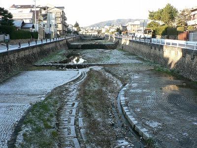 逆瀬川2012年2月18日