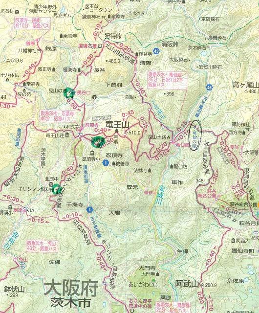 竜王山マップ130413です