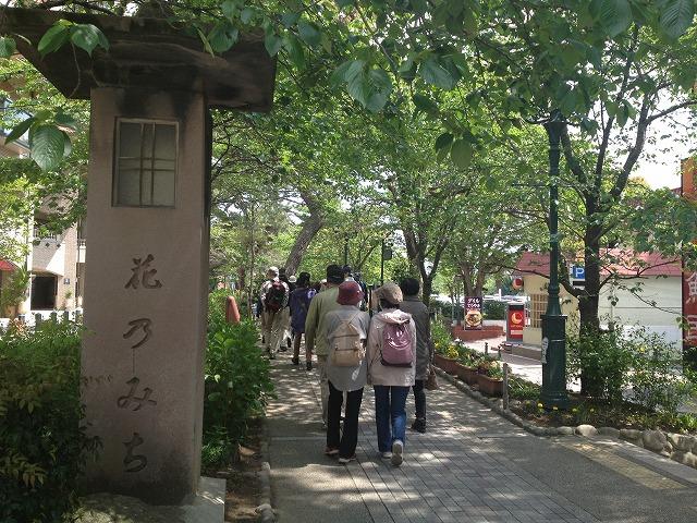 IMG_4305●花の道かつての武庫川堤防