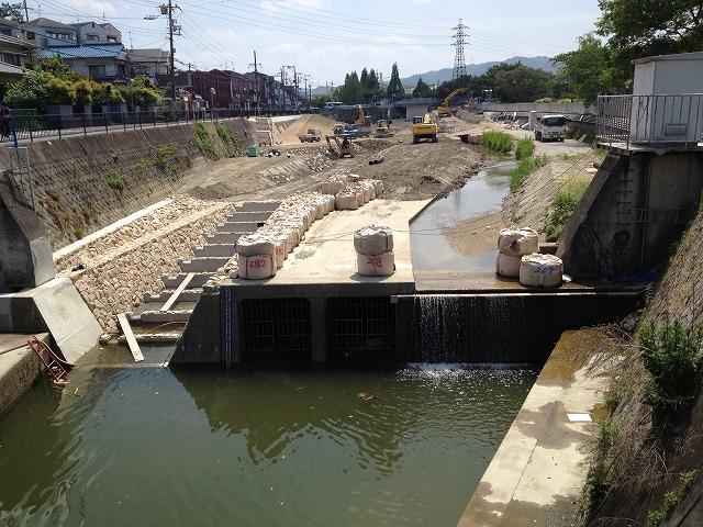 IMG_4577●川勝町水辺整備中
