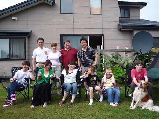 三沢family
