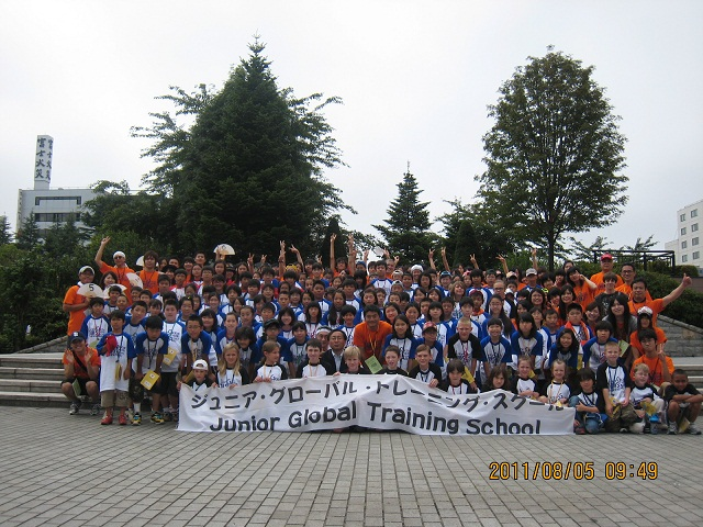 JGTS開校式