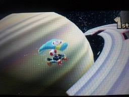 土星の環とか