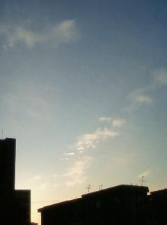 NEC_1777 今日の空
