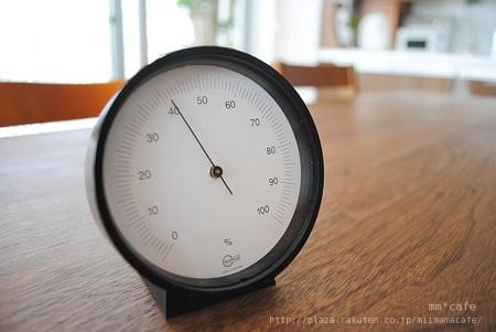 BARIGO 湿度計