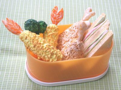 サンドいっち弁当