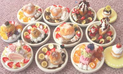 陶器いりケーキ