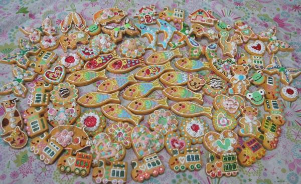 クッキー大量3