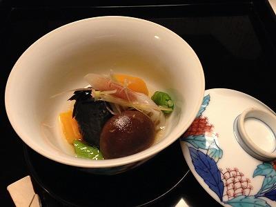 モチ豚豆乳鍋