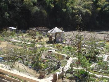 浦野さんちの庭