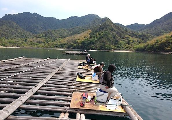 大黒神島風景