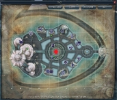 ドロケイ ゲームマップ