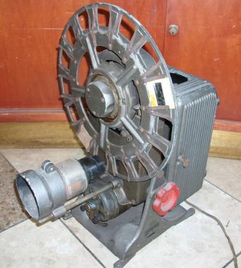 スライド映写機