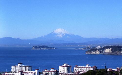 富士山 大崎公園