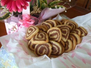 HM渦巻きクッキー