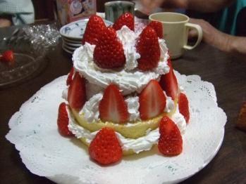 新宿おばあちゃんケーキ