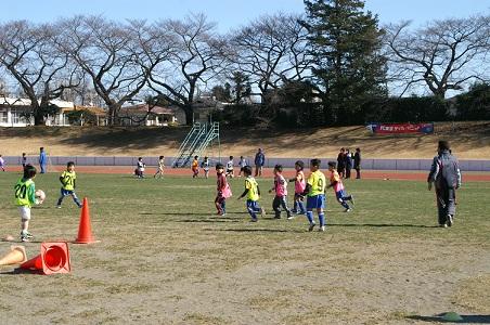 110110女子サッカー教室 017