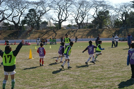 110110女子サッカー教室 018
