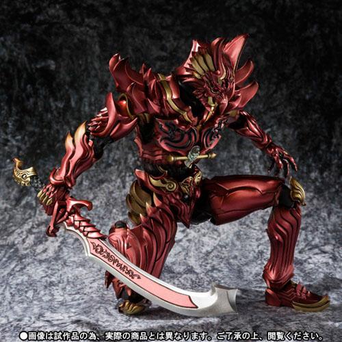 魔戒可動 炎刃騎士 ゼン