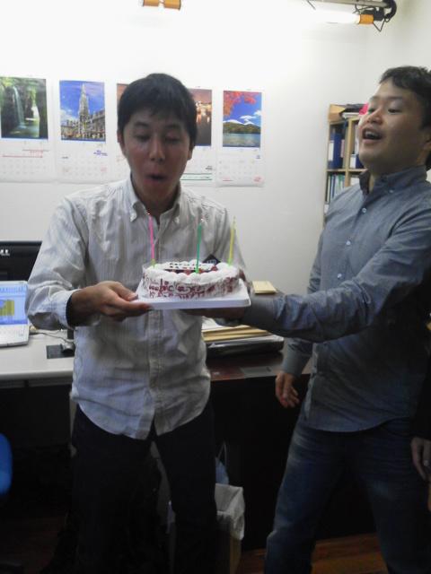 若尾誕生日