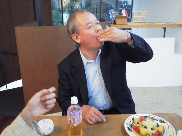渋澤副理事長