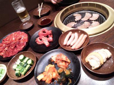 11.06.27焼き肉
