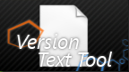 Version Text Tool