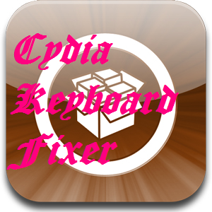 Cydia Keyboard Fixer