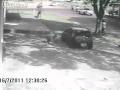 ブラジル 何かおかしい強盗事件