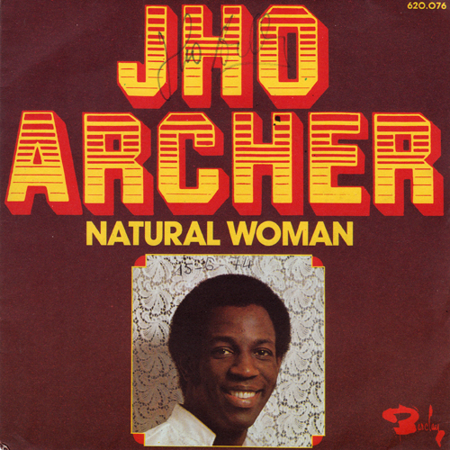 jho archer / natural woman