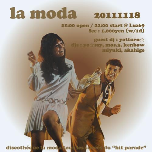 la moda 20111118