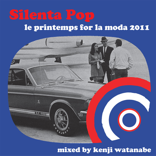 Silenta Pop Le Printemps for la moda 2011