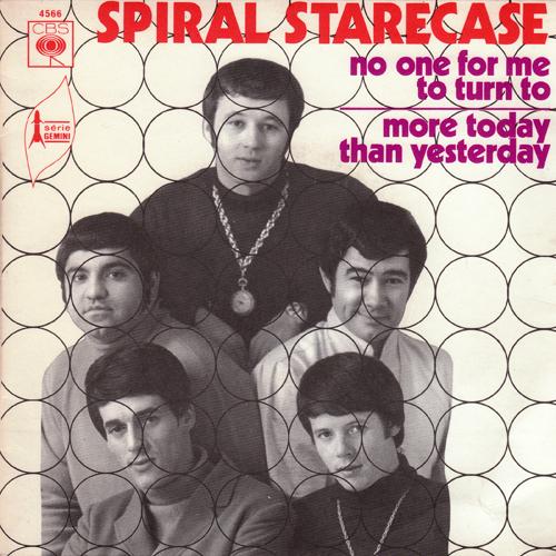 spiral starecase