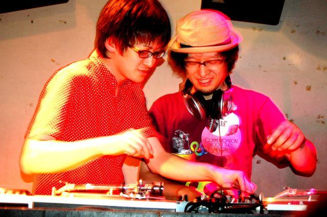 la moda 20110715 yossy + kensuke