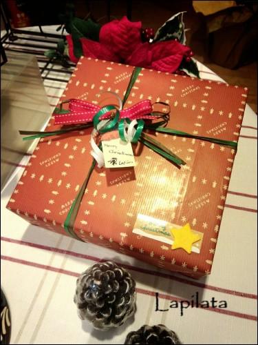 化粧箱クリスマス包装