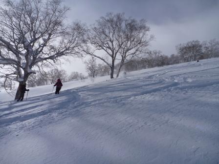 20110115羊蹄山(喜茂別コース) ブログアップ用003
