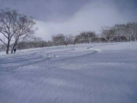 20110115羊蹄山(喜茂別コース)ブログアップ用 004