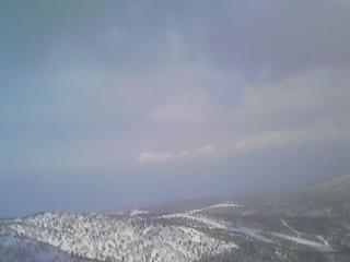 白井岳山頂から