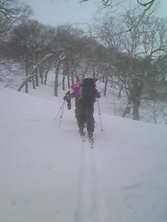 白井岳のぼり